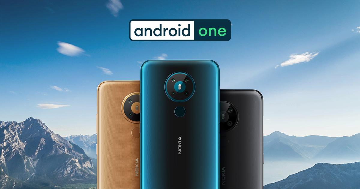 Mobilné telefóny Android One - apríl 2021