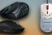 Najlepšie herné myši (drôtové i bezdrôtové) - zima 2020/21