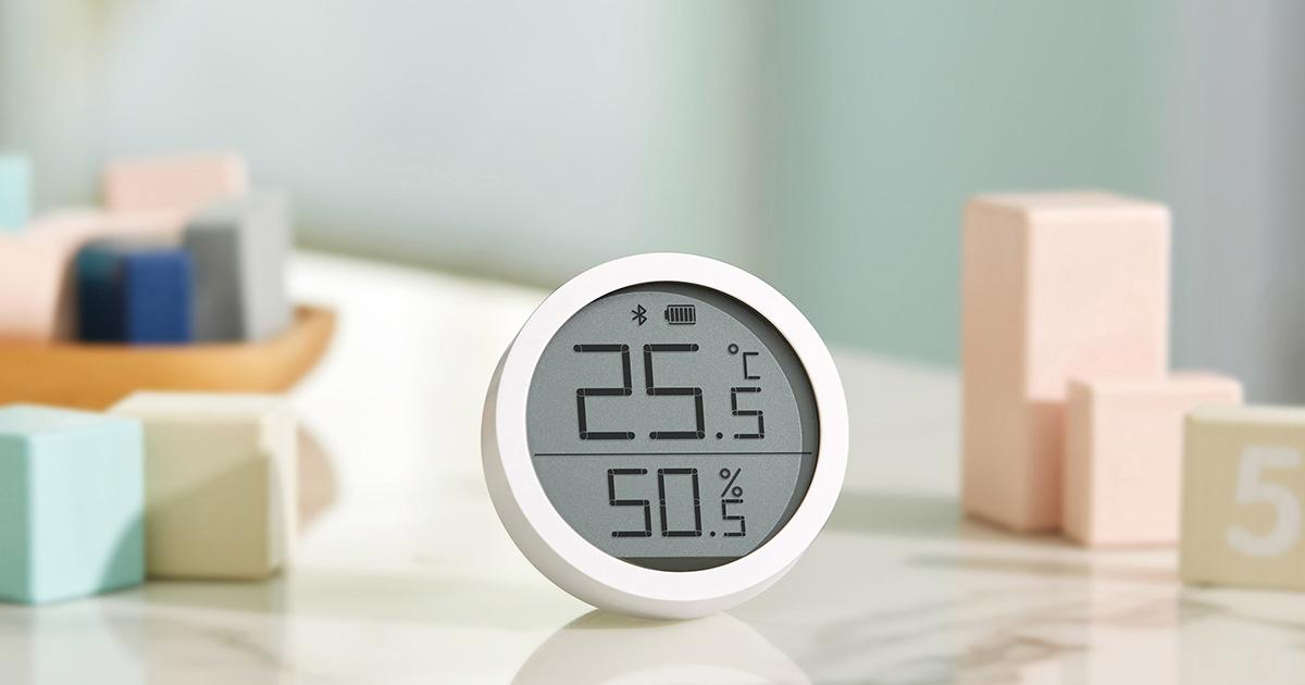 Recenzia Qingping Temp & RH Monitor Lite - elegantný a šikovný teplo/vlhkomer
